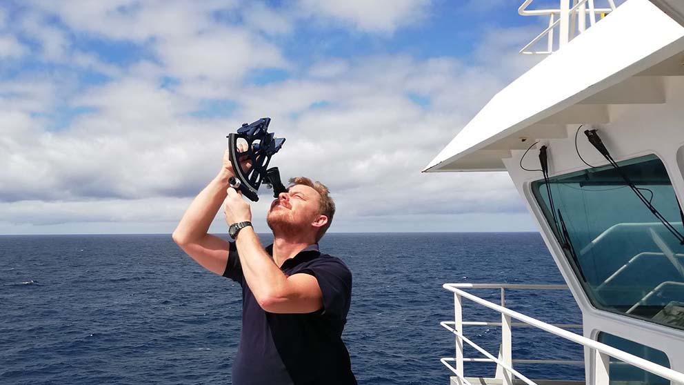Med Lars Boss fra Grønland til Antarktis